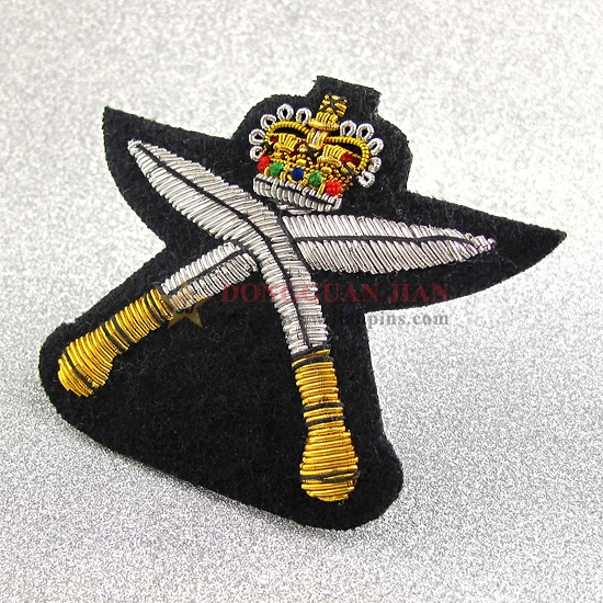 World-Class Military Emblem and Badge Manufacturer in China